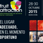 Cartel Fruit Attraction2015